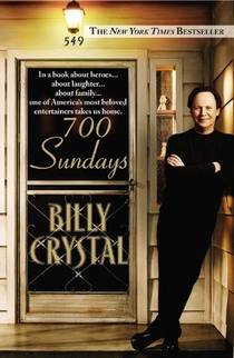 Picture of a book: 700 Sundays