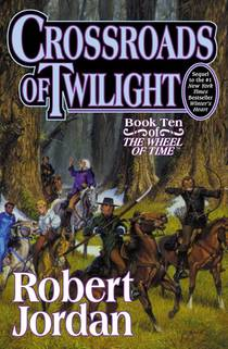 Picture of a book: Crossroads Of Twilight