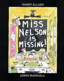 Picture of a book: Miss Nelson Is Missing!