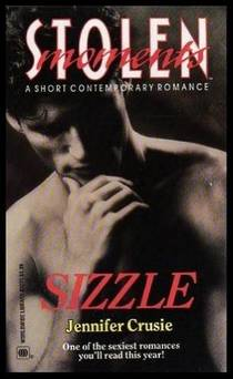 Picture of a book: Sizzle (Great Escapes) (Stolen Moments)