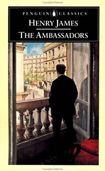 Picture of a book: The Ambassadors