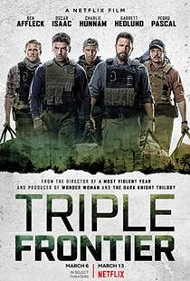 Picture of a movie: Triple Frontier