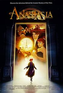 Picture of a movie: Anastasia