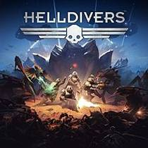 Picture of a game: Helldivers