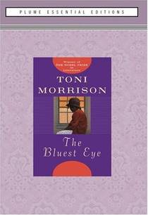 Picture of a book: The Bluest Eye
