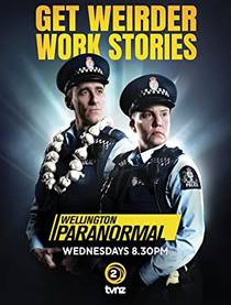 Picture of a TV show: Wellington Paranormal