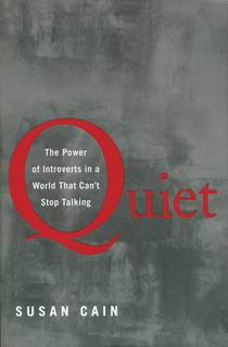 Picture of a book: Quiet: The Power Of Introverts In A World That Can't Stop Talking