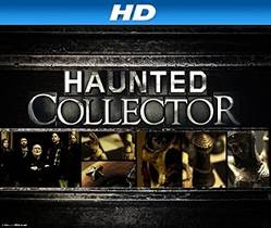 Picture of a TV show: Haunted Collector