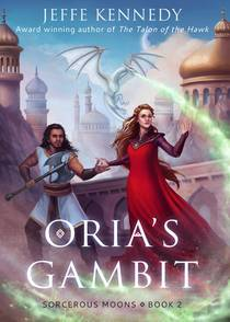 Picture of a book: Oria's Gambit