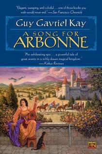 Picture of a book: A Song For Arbonne