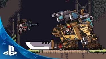 Picture of a game: Mercenary Kings