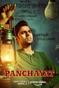 Picture of a TV show: Panchayat