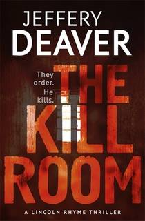Picture of a book: The Kill Room
