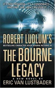 Picture of a book: The Bourne Legacy