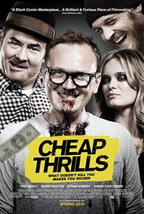 Picture of a movie: Cheap Thrills