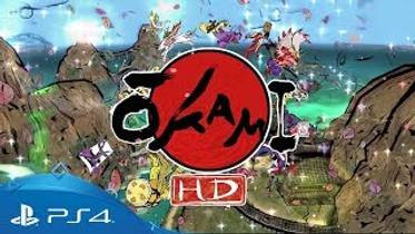 Picture of a game: Okami Hd