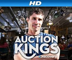 Picture of a TV show: Auction Kings