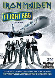 Picture of a movie: Iron Maiden: Flight 666