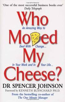 Picture of a book: Who Moved My Cheese?