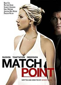 Picture of a movie: Match Point