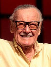 Picture of an author: Stan Lee