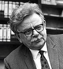Picture of an author: Elias Canetti