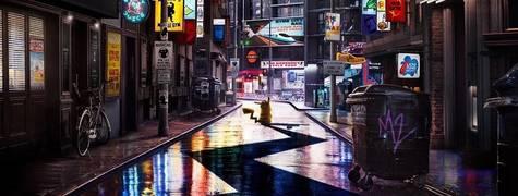 Image of Pokémon Detective Pikachu