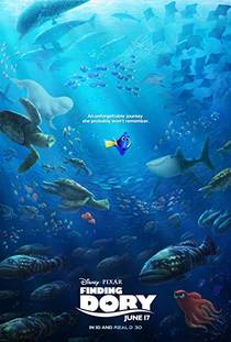 Picture of a movie: Finding Dory