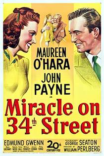 Picture of a movie: Miracle On 34th Street