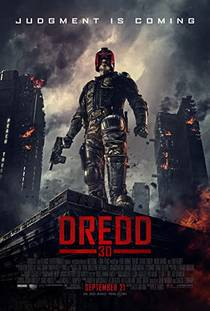 Picture of a movie: Dredd