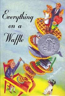Picture of a book: Everything on a Waffle