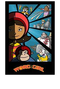 Picture of a TV show: Wordgirl