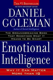 Picture of a book: Emotional Intelligence: Why It Can Matter More Than Iq