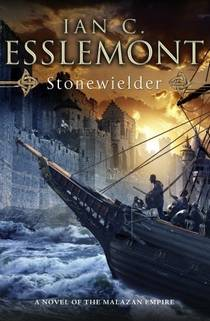 Picture of a book: Stonewielder