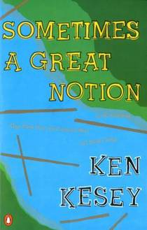 Picture of a book: Sometimes A Great Notion