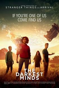 Picture of a movie: The Darkest Minds