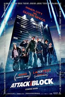 Picture of a movie: Attack The Block