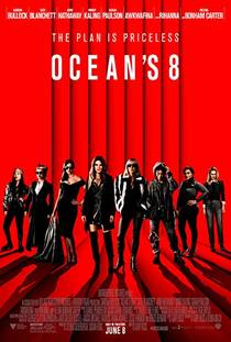 Picture of a movie: Ocean's 8