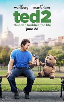 Picture of a movie: Ted 2