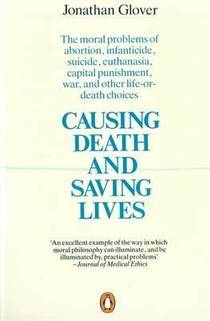 Picture of a book: Causing Death and Saving Lives