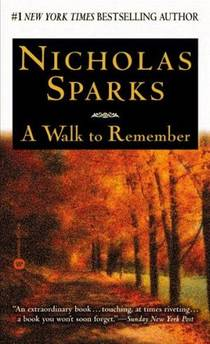 Picture of a book: A Walk To Remember