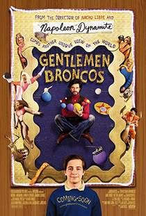 Picture of a movie: Gentlemen Broncos