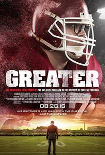 Picture of a movie: Greater