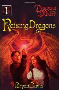 Picture of a book: Raising Dragons