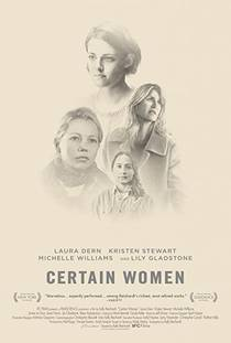 Picture of a movie: Certain Women