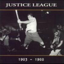 Picture of a band or musician: Justice League