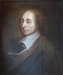 Picture of an author: Blaise Pascal