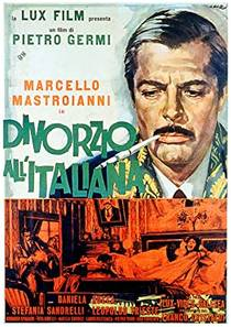 Picture of a movie: Divorce Italian Style