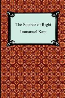 Picture of a book: The Science of Right