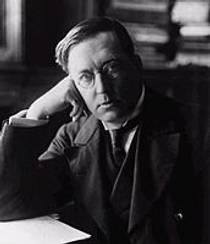 Picture of an author: M.R. James